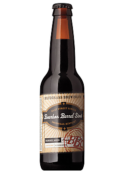 BBC Bourbon Barrel Stout Beer