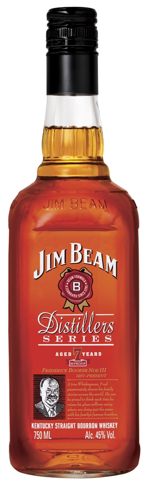 Jim Beam Distillers Series Aged 7 years