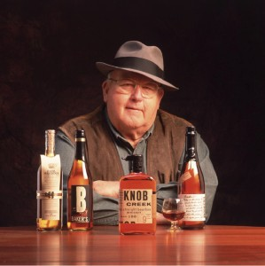 Booker Noe and Small Batch Collection, Booker's, Basil Hayden's, Knob Creek, Baker's