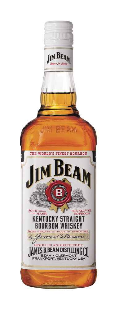 Jim Beam Bourbon recipe