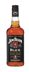 Jim Beam Black Bottl