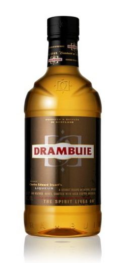 New Drambuie Bottle Design