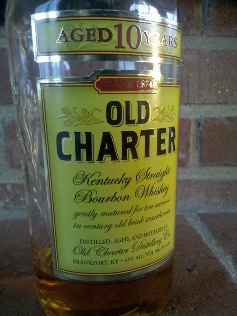 Old Charter Bourbon