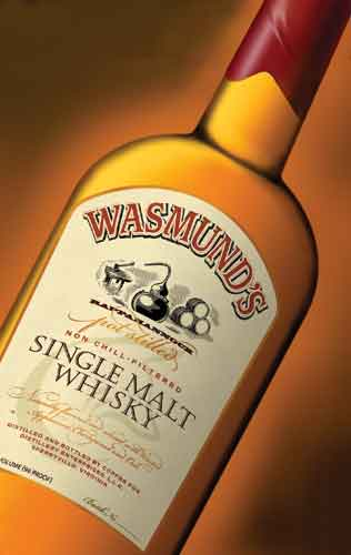 Wasmund's Single Malt Whiksy review