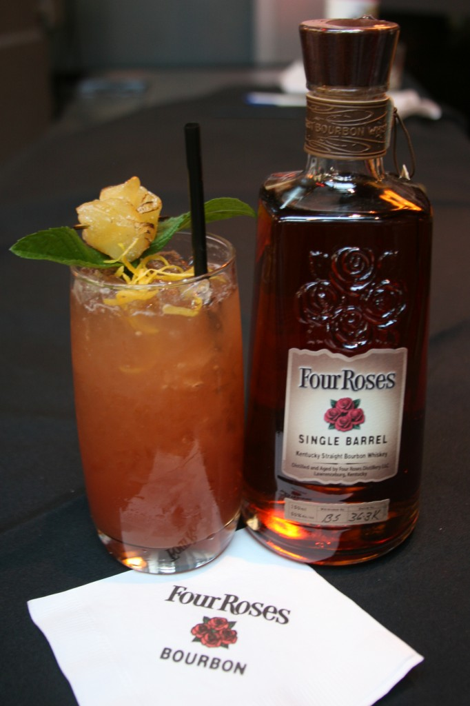 Cherry Blossom Julep Four Roses Winner Recipe
