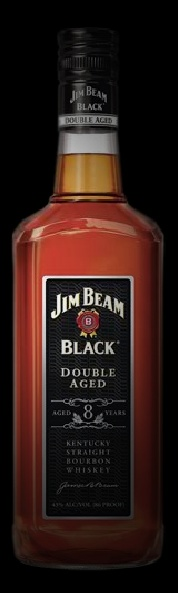 New Jim Beam Black Bottle