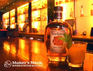 The Perfect Finish Julep Recipe by Aaron Price of Maker's Mark Lounge
