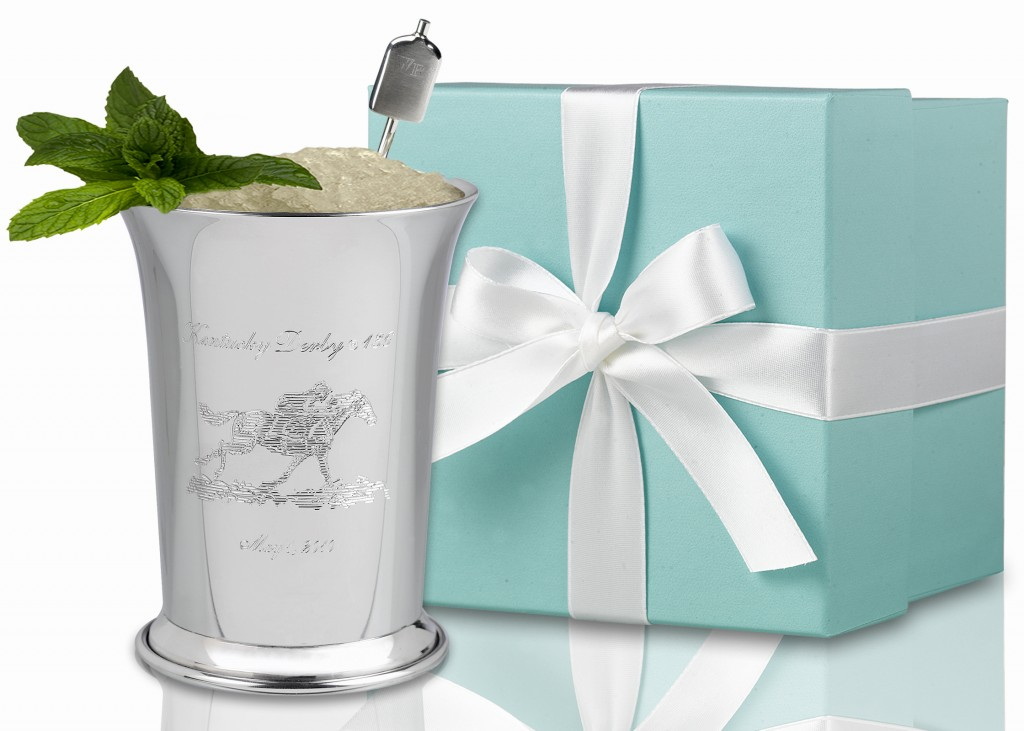 The Woodford Reserve $1000 Mint Julep Tiffany Kentucky Derby