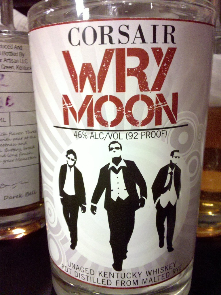 Corsair Wry Moon Kentucky Whiskey Review
