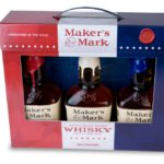 Maker's Mark Bourbon Red White and Blue 4th July Limited Edition