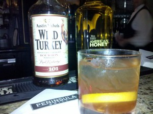 Wild Turkey American Honey drinks
