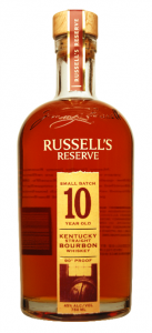 Russell's Reserve Bourbon 10 year old