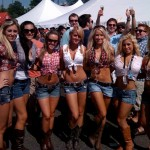 Wild Turkey American Honey Girls