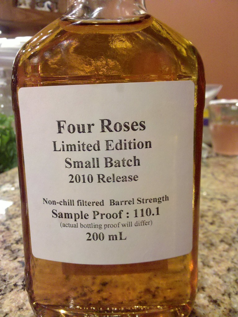 Four Roses Limited Edition Small Batch 2010 Release