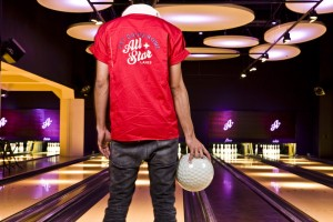 All Star Lanes London England