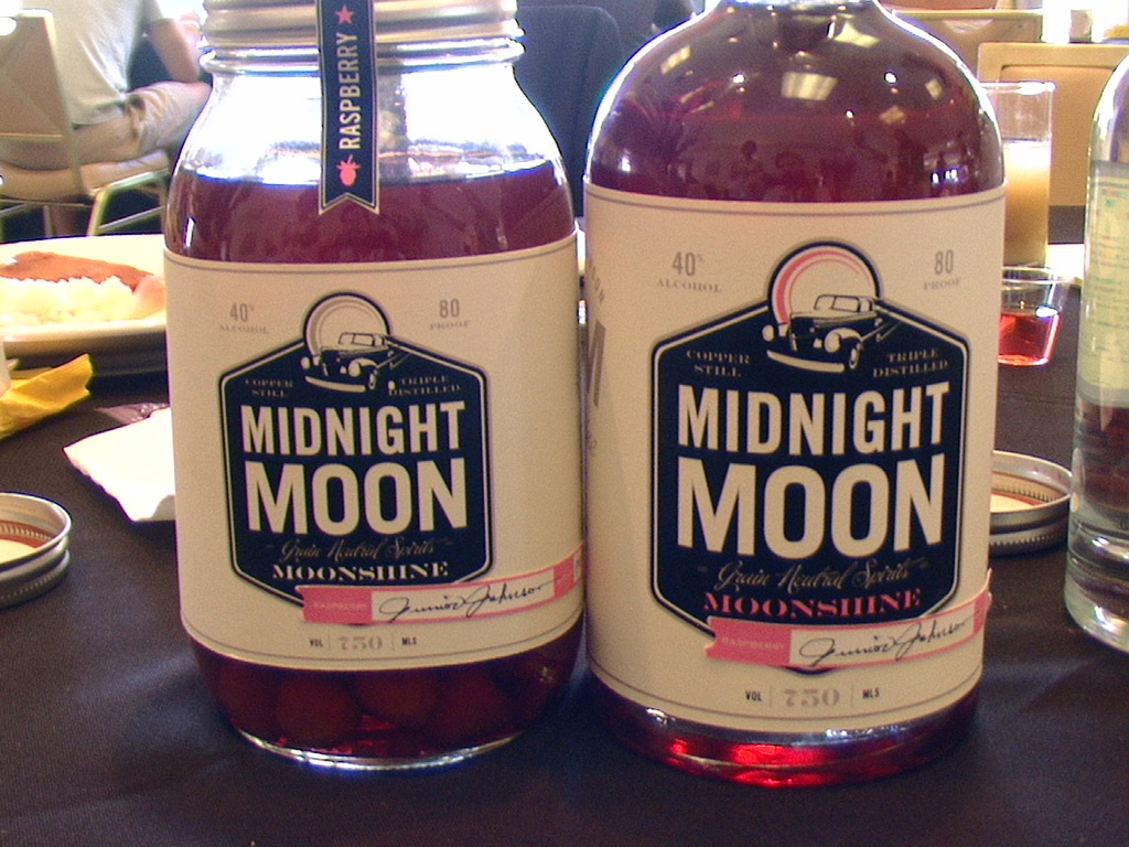 New Berry Flavors of Midnight Moon Moonshine May Be Released Soon