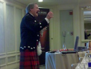 Master Blender Richard of Whyte Mackay