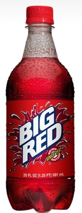 Big Red Soda Bottle , soda recipes