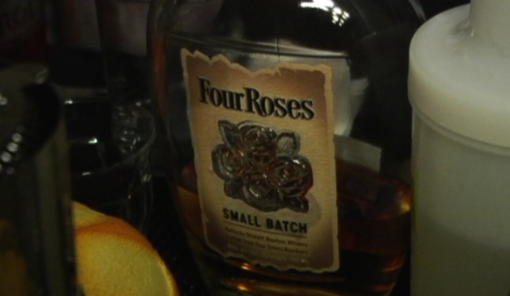 Four Roses Small Batch Tales of the Cocktail