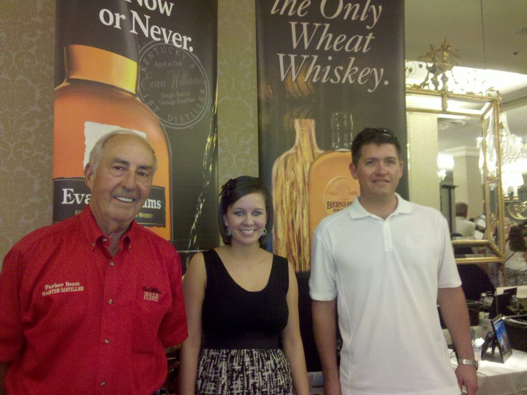 Heaven Hill Distilleries, Inc. Friends Parker Beam, Rob Hutchins