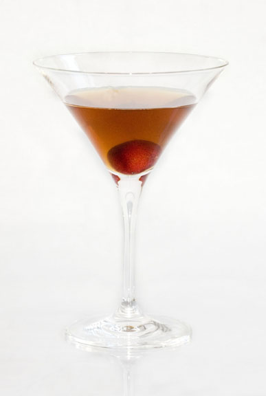 Manhattan Cocktail Recipe