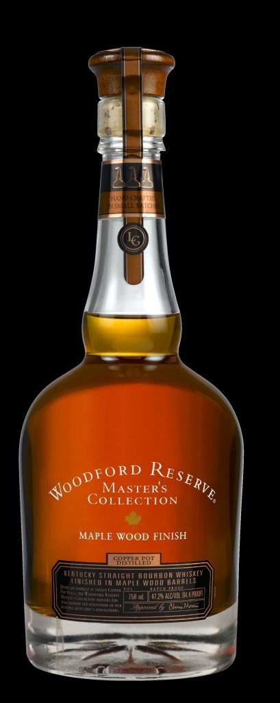 Woodford Reserve Master's Collection Maple Wood Finish Review