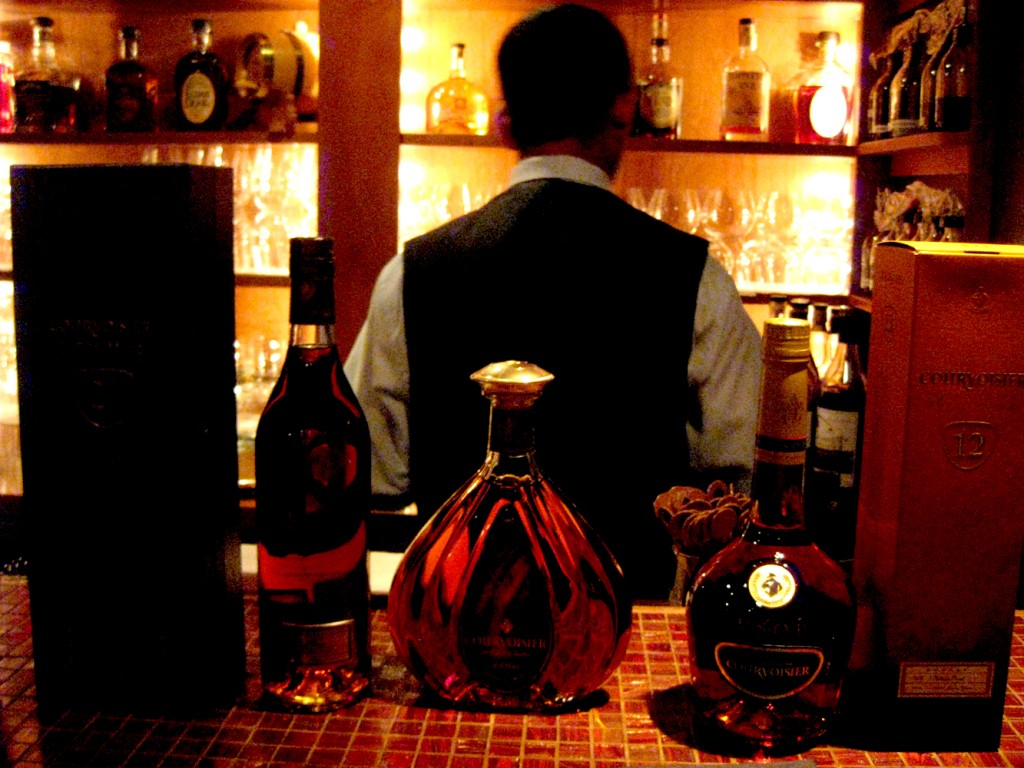 Courvoisier Cognac Tasting Brand Library New York
