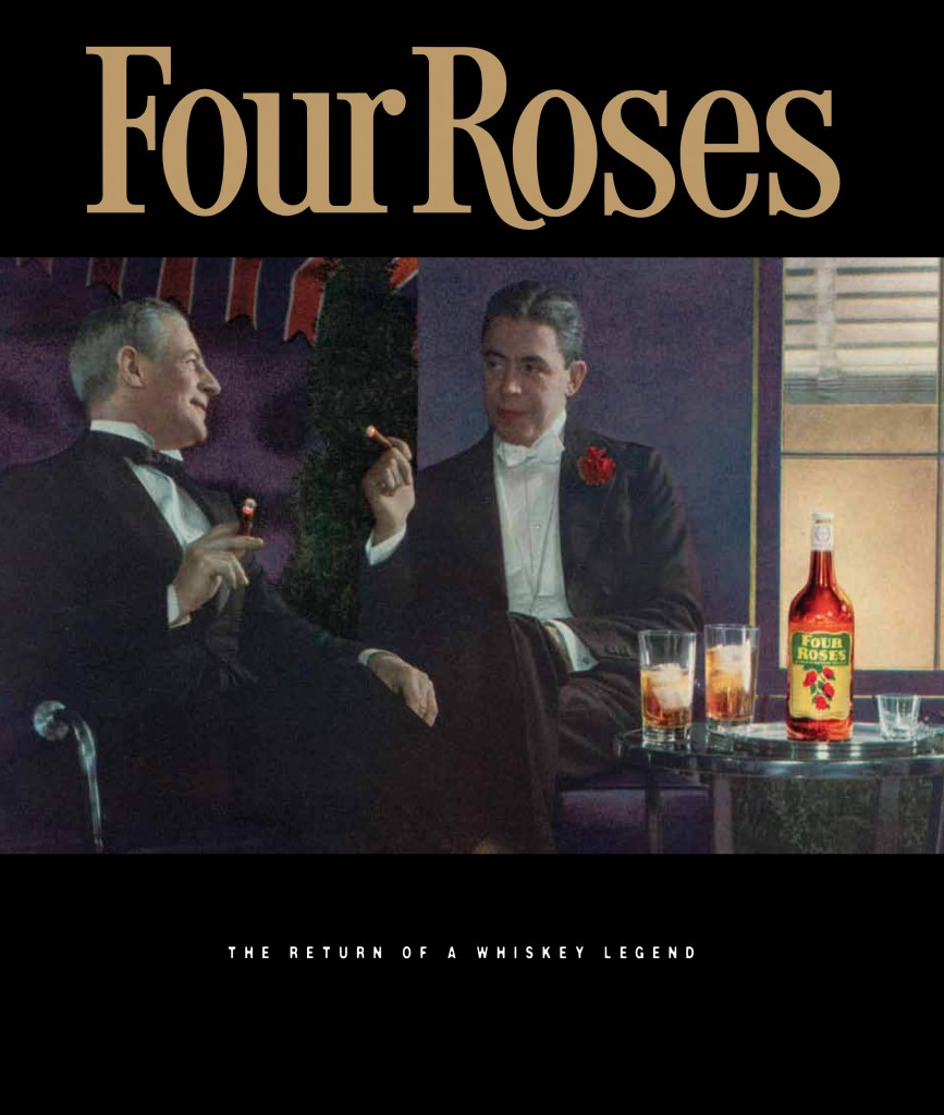 Four Roses: The Return of a Whiskey Legend