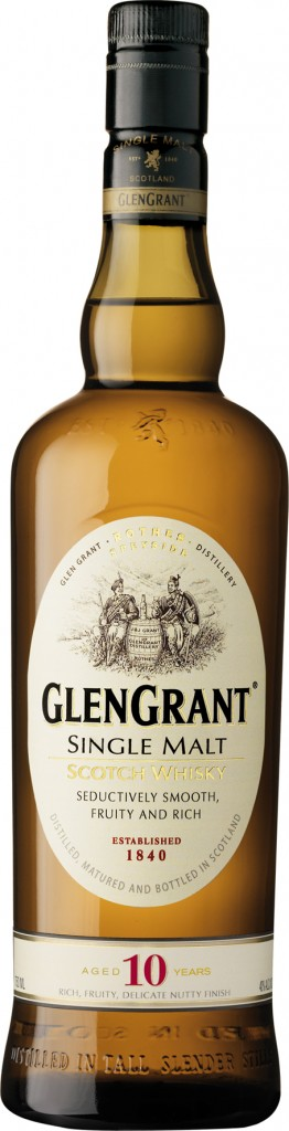Glen Grant 10 Year Old Review