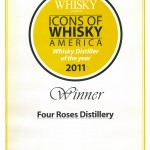 Icons of Whisky Distiller of the Year2011