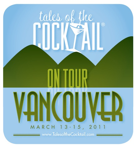 Tales of the Cocktail on Tour Vancouver