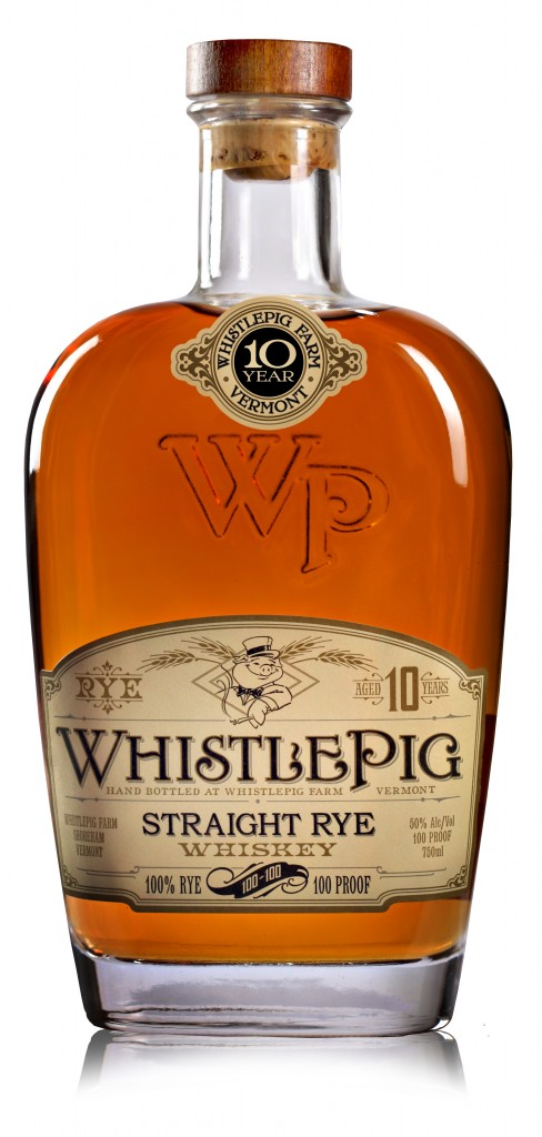WhistlePig Farm Distillery Rye Whiskey