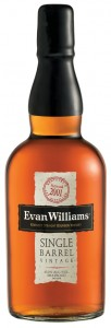 Evan Williams Single Barrel 2001 Vintage Bourbon Review