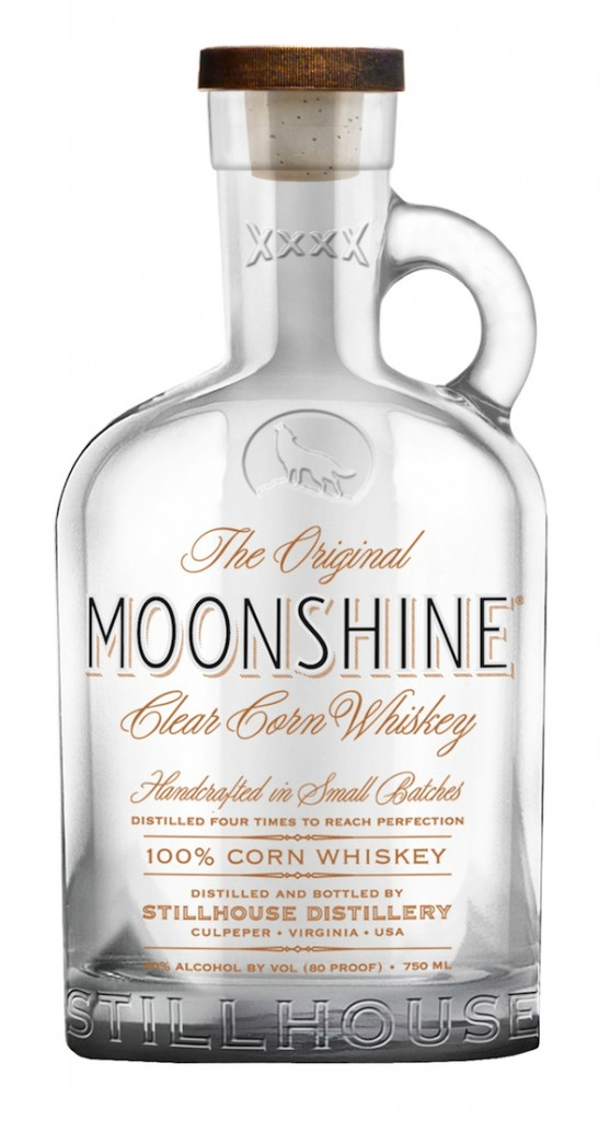 Original  MOONSHINE from STILLHOUSE Distillery Culpeper, Virginia