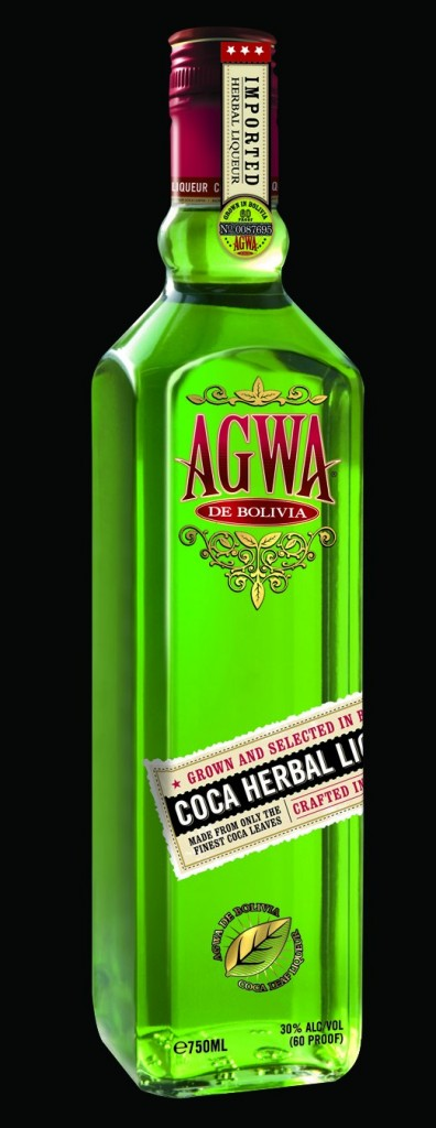AGWA de bolivia Review World's Premiere Coca Leaf Liquor