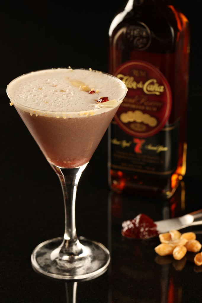 PB&J Cocktail, National Peanut Butter Day