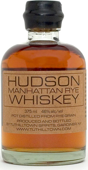 Hudson Manhattan Rye Whiskey Review