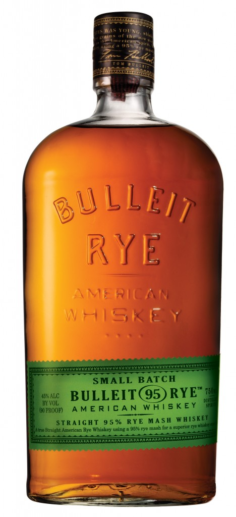 Bulleit 95 Rye Whiskey Review