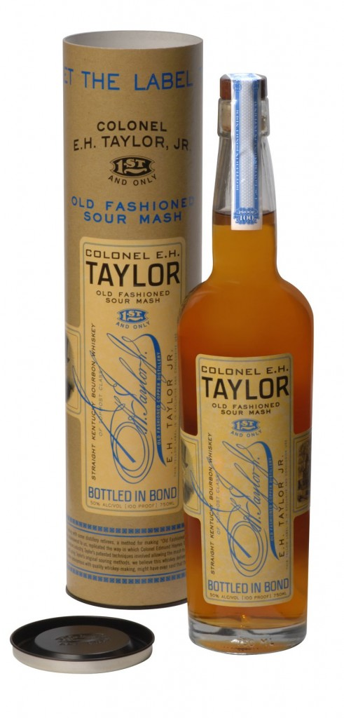 Colonel E. H. Taylor Jr. Old Fashioned Sour Mash Bourbon Whiskey Review