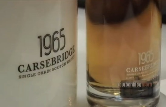 1965 Carsebridge Distillery Sirius Whisky