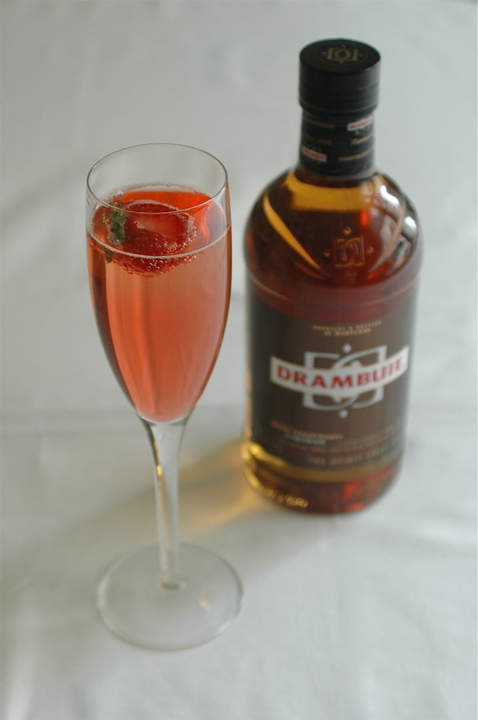 English Rose Drambuie Bottle Recipe