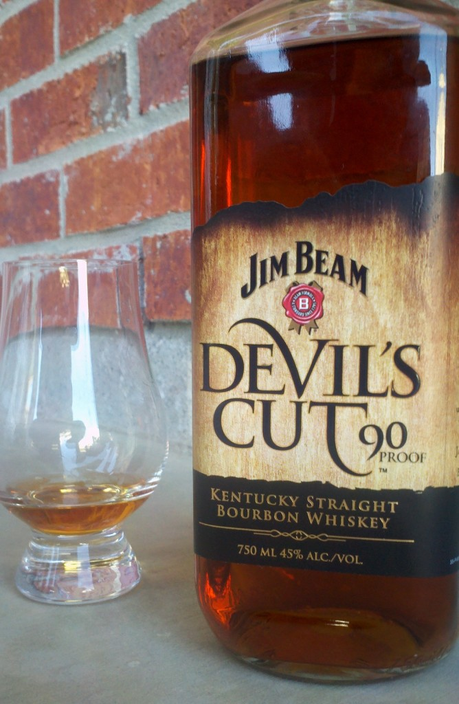 Jim Beam Devils Cut Review