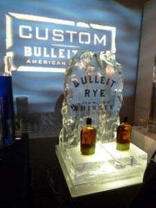 Bulleit Rye Custom Bar