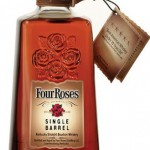 Four Roses Single Barrel Bourbon Bottle