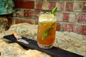 Triple Crown Mint Julep Recipe Four Roses Bourbon Cocktail Winner