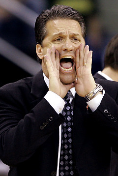 Coach John Calipari UK Basketball photo