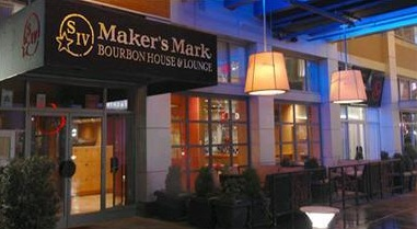 Makers Mark Bourbon House and Lounge, 4th Street Live! Louisville Kentucky