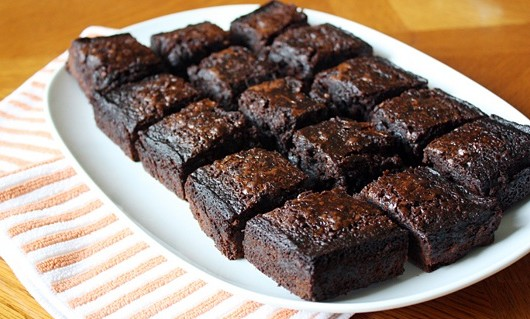Bourbon Bacon Brownies Recipe