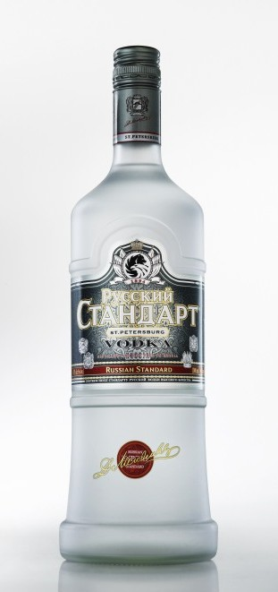 Russian Standard Vodka Review