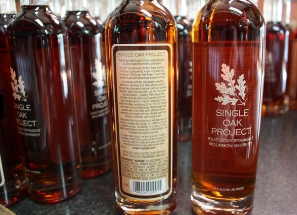 Single Oak Project Bourbon
